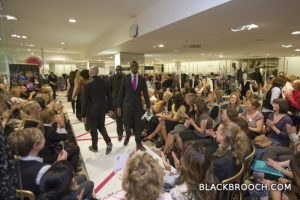 WeAreTheCity's launch event at House of Fraser