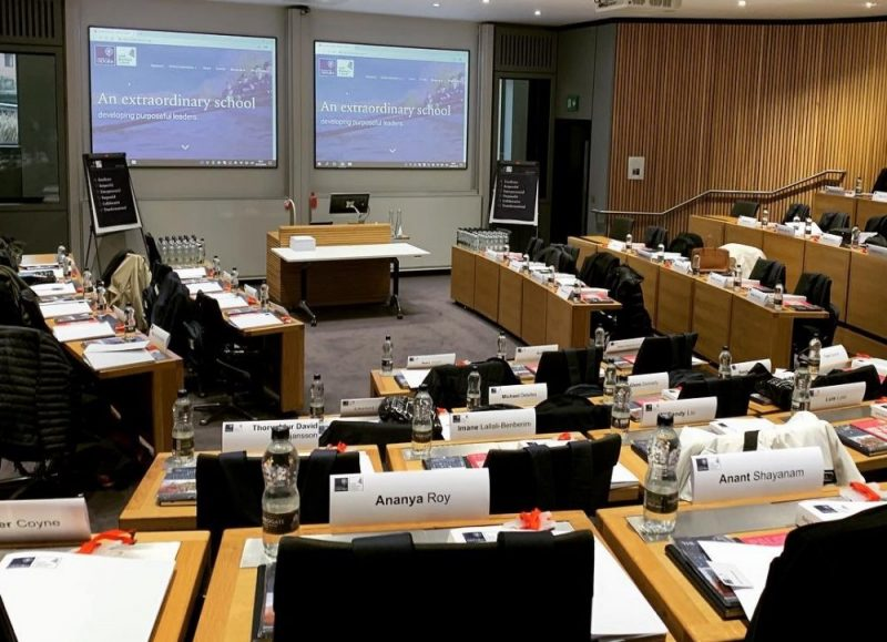 Oxford Executive MBA