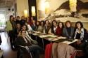 Women's group in Barcelona 2012
