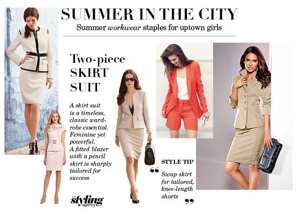 Summer in the City style