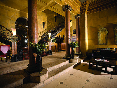 Hotel Du Vin Birmingham reception-featured
