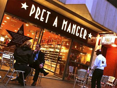 Pret-A-Manger - Getty Images