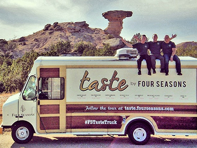 The Four Seasons - Food Truck -thumbnail