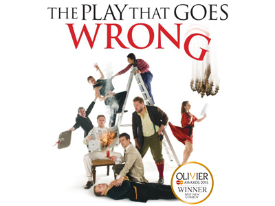 The Play That Goes Wrong - thumbnail