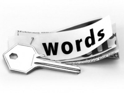 Words featured