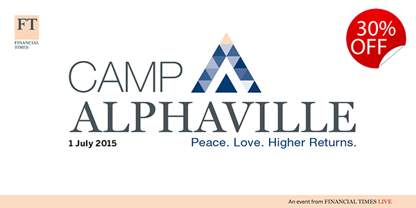 Camp Alphaville - Featured