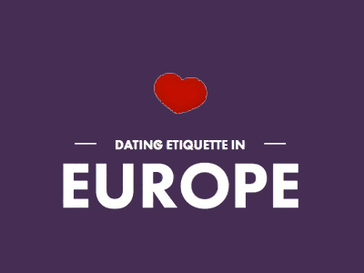Dating etiquette in europe