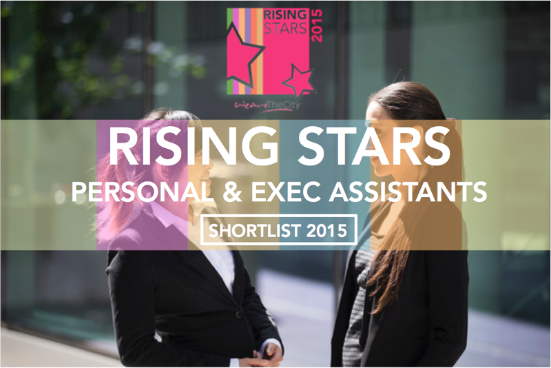 Rising Stars in PA and Exec Assistants