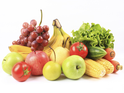 healthy food featured