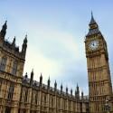 Big Ben and Houses of Parliament, politics