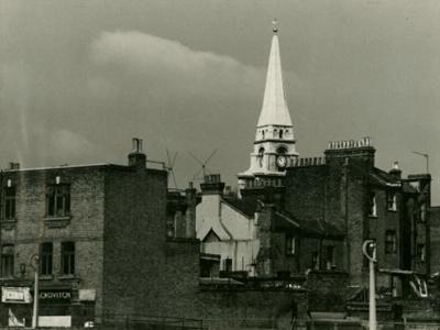 Spitafields church