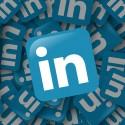 Linkedin Logo spirals