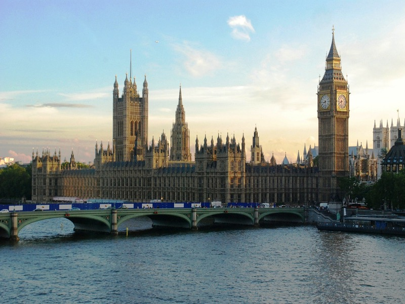 houses of parliament featured