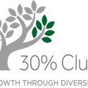 30% club logo featured