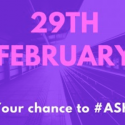 29th feb- your chance to ask