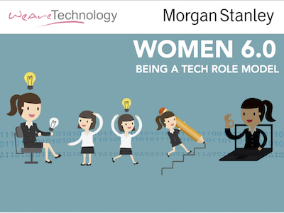 Women 6-0 Being a Role Model - A Women in technology event