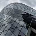 The Gherkin in London