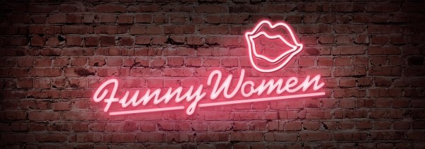 Accidental Conference Funny Women logo