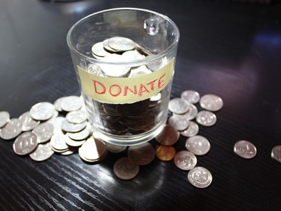 donations to charity featured