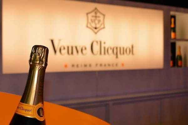Veuve Clicquot awards, champagne