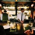 waiter at a bar, restaurant featured