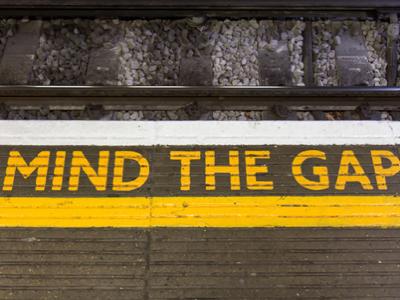 MInd the Gap (F), gender pay gap