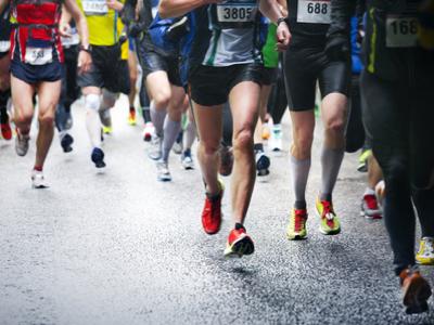 Running the Business Marathon! (F)