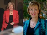 Theresa May & Andrea Leadsom battle for top (f)
