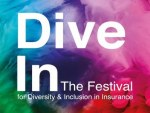 dive in the festival logo
