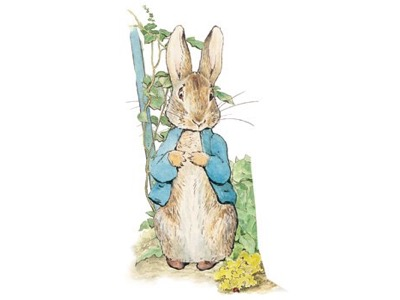 peter rabbit, beatrix potter feature