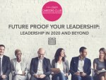 Future proof your leadership WeAreTheCity Careers Club event feature