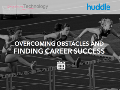 Overcoming Obstacles and finding career success event