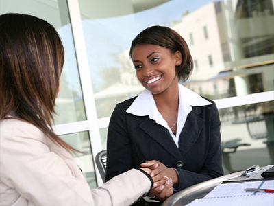 Women Who Want to Improve Their Job Interview Game