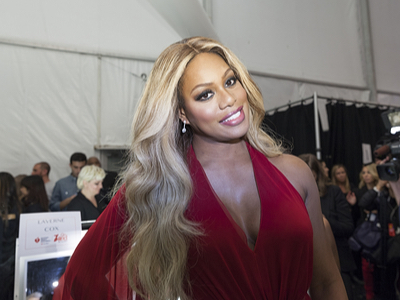 Laverne Cox Trans Awareness Week
