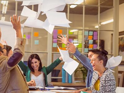 Fun at work Future Leaders Blog