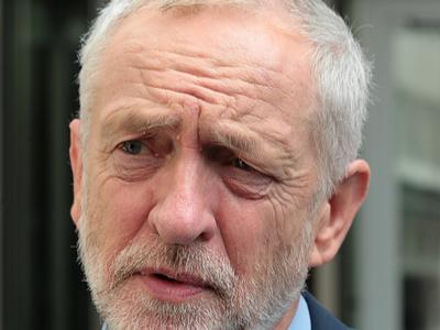 Jeremy Corbyn Labour