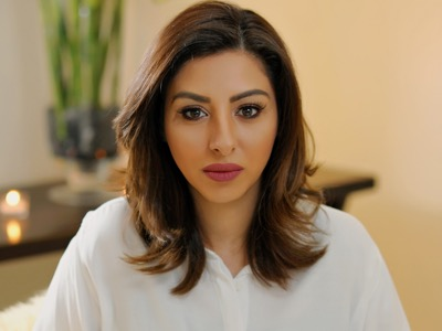 Lujaina Kharusi founder of Envago featured