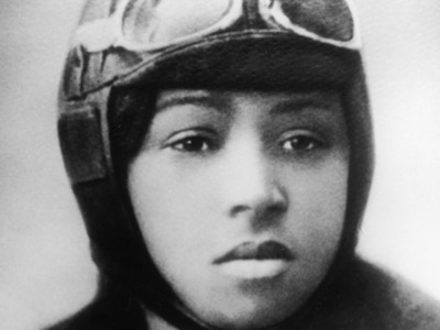 bessie coleman featured