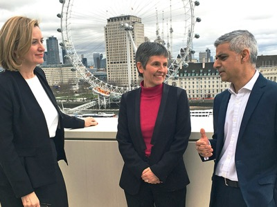 cressida dick with sadiq khan and amber rudd featured