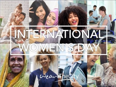 international womens day logo featured