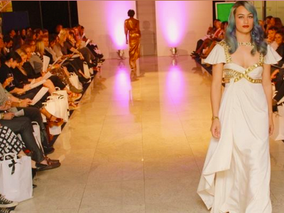 Smart Works inspire fashion show featured