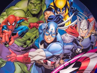 marvel comics featured