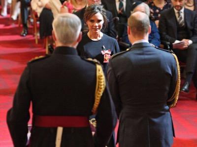 Victoria Beckham OBE
