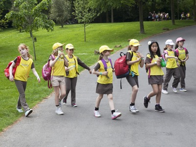 girlguiding UK featured