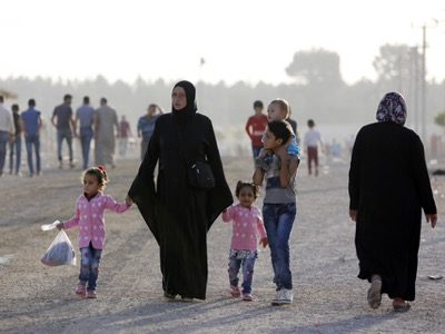 syrian women, sexual violence in conflict featured