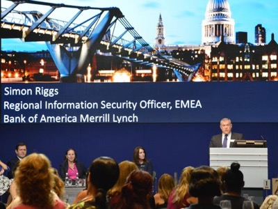 Simon Riggs speaking at Bank of America Merrill Lynch event featured