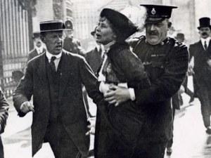 emmeline pankhurst votes for women featured