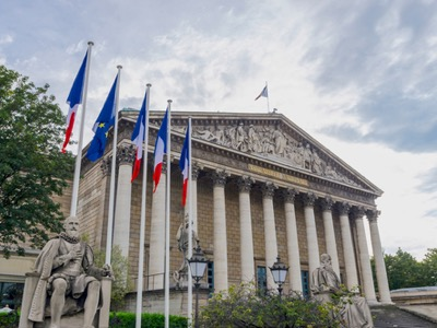 french parliament featured