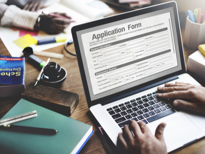 Top tips when applying for a job