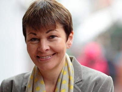 caroline lucas featured